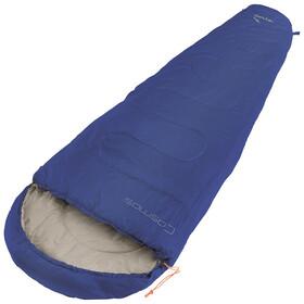 Easy Camp Cosmos Sleeping Bag, niebieski/szary